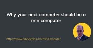 Minicomputer Intel NUC